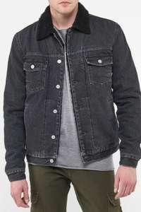 Veste Homme en jeans Cliff - Taille M (letempsdescerises.com)