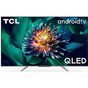 """TV 55"""" TCL 55AC710 - 4K UHD, QLED, HDR 10+, Dolby Vision & Atmos, Android TV"""