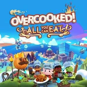 Overcooked All You Can Eat! jouable gratuitement sur PC (Dématérialisé)