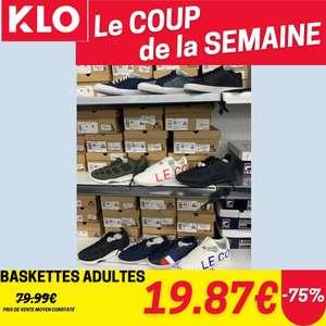 Sélection de produits en promotions - Ex : Paire de baskets le coq sportif - Claira (66)