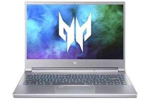 "PC portable 14"" Acer Predator Triton 300 SE - PT314-51S-71Y, IPS Full HD, i7-11370H, 16 Go de RAM, RTX 3060"