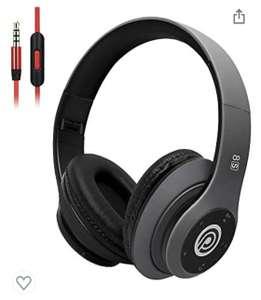 Casque Audio pliable sans Fil avec Micro Intégré Bluetooth Audio , 3 Coloris (Vendeurs Tier)
