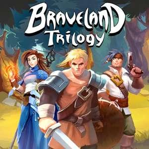Braveland Trilogie sur Nintendo Switch (Dématérialisé)