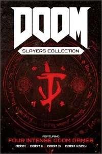 Doom Slayers Collection avec Doom 1, Doom 2, Doom 3 & Doom 2016 sur Xbox One et PS4 (dématérialisé)