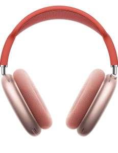Casque audio sans-fil à réduction de bruit active Apple AirPods Max -Rouge