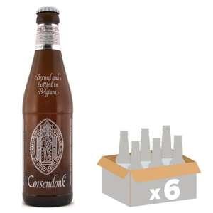 Bière Blonde Corsendonk Agnus Triple - 33CL x6