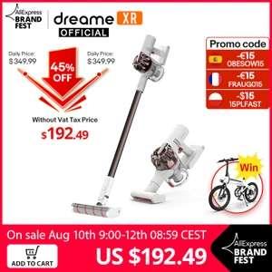 Aspirateur balai Dreame XR Premium - 22 kPa (Entrepôt France)