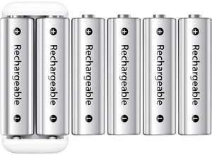 Chargeur compact de piles AA Apple MC500ZM/A - Blanc (Frontaliers Belge)