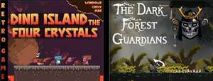 Jeux The Dark Forest Guardians & Dino Island gratuits sur PC (Dématérialisé, DRM-Free)