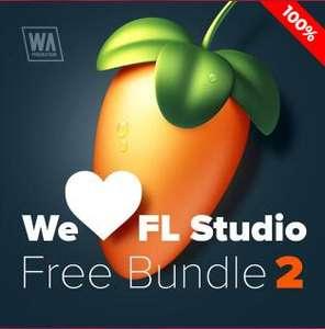 Bundle Audio We Love FL Studio free bundle 2 gratuit (Dématérialisé - waproduction.com)