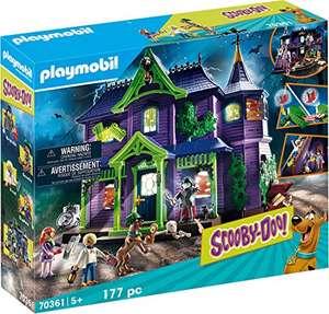 Jouet Playmobil Scooby-doo 70361 - Le Manoir Hanté (via coupon)