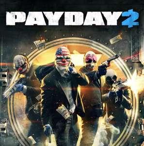 Payday 2 jouable gratuitement cette semaine sur PC (Dématérialisé)