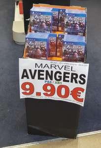 Marvel's Avengers sur PS4 ou Xbox One - Hauconcourt Maizières-Les-Metz (57)
