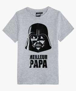T-shirt enfant Star Wars - 4 à 12 ans