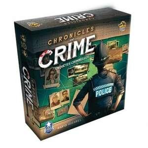 Jeu de Société Chronicles of Crime