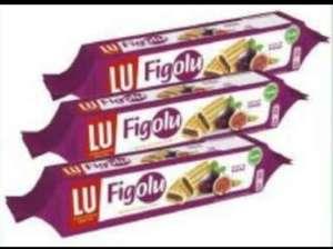 Lot de 3 paquets de Figolu de LU - 3 x 192g