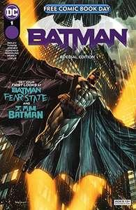 Sélection de Comics offerts pendant le Free Comic Book Day (Dématérialisés - en Anglais) - Ex: Batman Special Edition