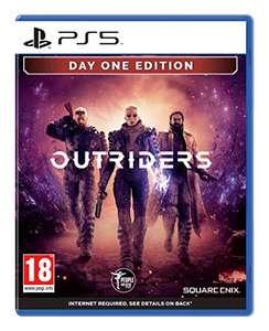 Outriders Day One Edition sur PS5 (Frais de port et d'importation inclus)