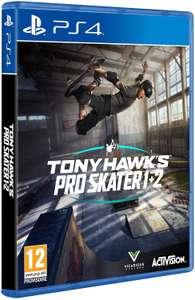 Tony Hawk's Pro Skater 1+2 sur PS4 - Chasseneuil du Poitou (86)