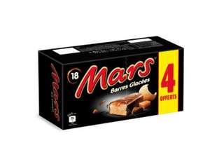 Boîte de 18 barres glacées Mars - 752.4 g