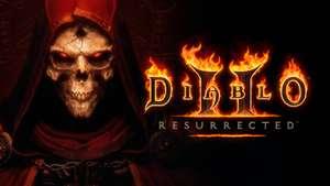Accès Gratuit à la bêta du jeu Diablo II: Resurrected sur PC & Consoles (Dématérialisé)