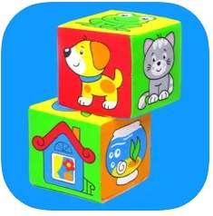 Application Jeux de bébé gratuite sur iOS