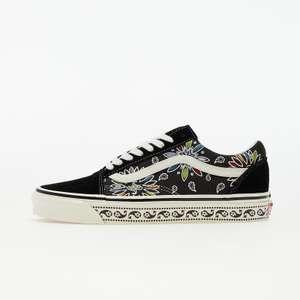 Chaussures Vans Old Skool 36 DX Anaheim Factory - noir avec motifs (du 36 au 46)
