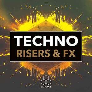 Datacode - Focus: Techno Risers & pack FX Sample gratuits (dématérialisé) - AudioPlugin.deals