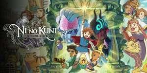Jeu Ni no Kuni Remastered : La Vengeance de la sorcière céleste sur Nintendo Switch (Dématérialisé)