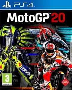 MotoGP 20 sur PS4 (vendeur tiers)