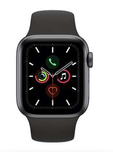 [Clients mobile SFR & Red By SFR] Montre connectée Apple Watch Series 5 4G - 40 mm (Via 50€ remboursés sur facture)