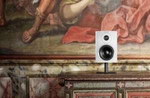 Paire d'enceintes actives sans-fil Dynaudio Xeo 10 - Optique, Bluetooth Apt-X, Wi-Fi, RCA, Blanc