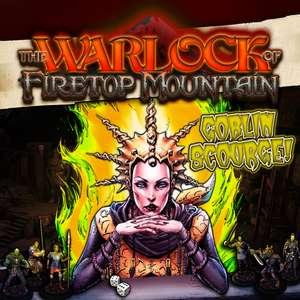 The Warlock of Firetop Mountain: Goblin Scourge Edition sur Nintendo Switch (Dématérialisé)