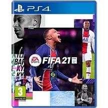 Jeu Fifa 21 sur PS4 & PS5