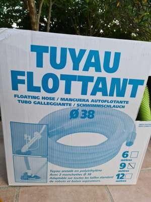 Tuyau flottant (9 m) - Uzès (30)