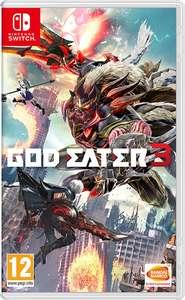Jeu God Eater 3 sur Nintendo Switch (Dématérialisé)