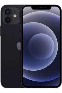 "Smartphone 6.1"" Apple iPhone 12 - 128 Go, noir (via retrait magasin)"