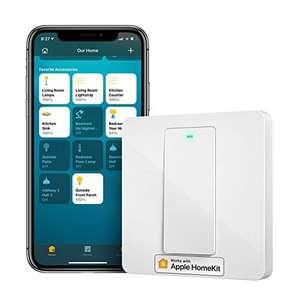 Interrupteur connecté Meross Homekit - compatibles assistants vocaux (vendeur tiers)