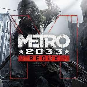 Jeu Metro 2033 Redux sur Nintendo Switch (Dématérialisé)