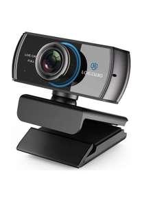 Webcam HD 1080P Logitubo avec Double Microphones Compatible avec Xbox One/PC/Mac/Support OBS/Facebook (Vendeur Tiers)