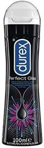 Lubrifiant Durex Perfect Gliss - Silicone Longue Durée, 100ml