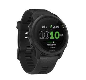 Montre connectée GPS Garmin Forerunner 745 - noire (lordgunbicycles.fr)