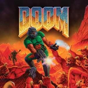 Sélection de jeux Doom en promotion - Ex: Doom (1993) sur PC, Xbox One & Series S/X (dématérialisé, store UK)