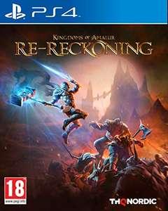 Kingdoms of Amalur: Re-Reckoning sur PS4
