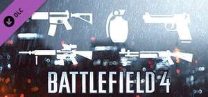 DLC Battlefield 4 Weapon Shortcut Bundle gratuit sur PC (Dématérialisé)