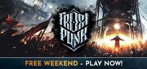 Frostpunk jouable gratuitement du 12 août au 15 août sur PC (dématérialisé)