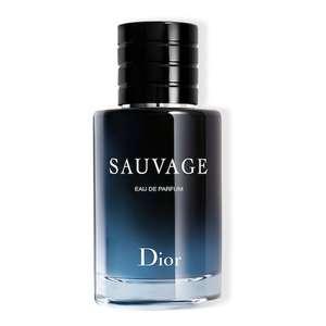 Eau de parfum Homme Dior Sauvage - 60Ml