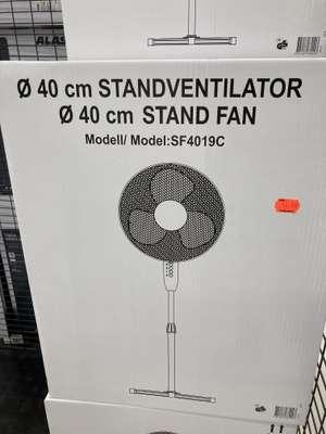 Ventilateur à pied (40 cm) - Real Freiburg (Frontaliers Allemagne)