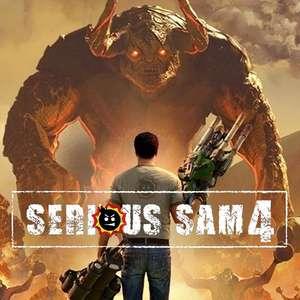 Serious Sam 4 sur PC (Dématérialisé - Steam)