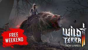 Wild Terra 2: New Lands jouable gratuitement ce week-end sur PC (Dématérialisé)